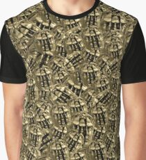 Chaos Print Graphic T-Shirt
