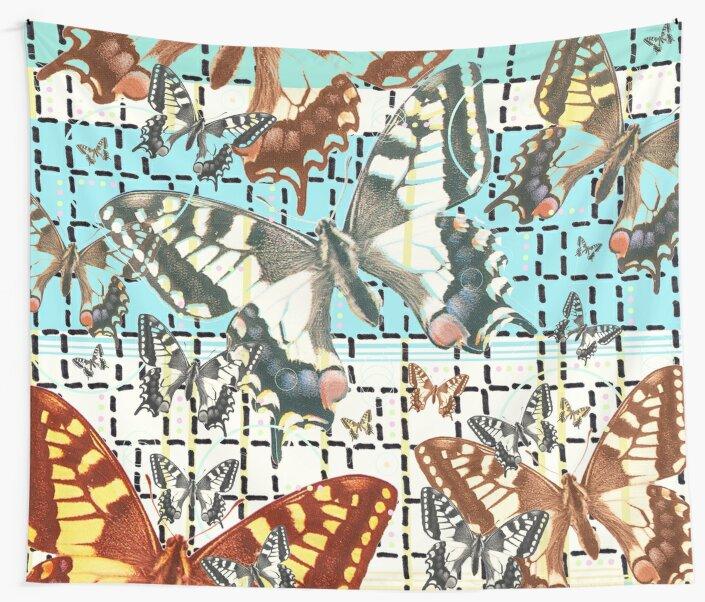 ANIMALS  Schwalbenschwanz Schmetterling Falter Insekten #butterfly von Mauswohn