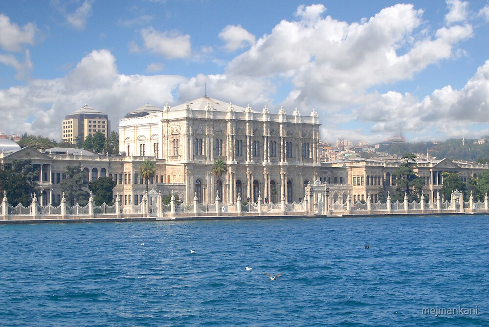 Dolmabahce Palace 2 by mejmankani