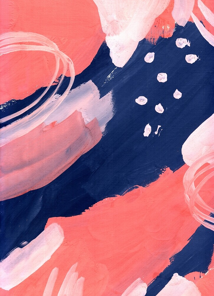 Pink Abstraction by juliealex