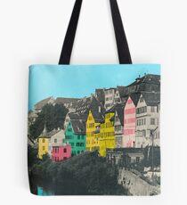 ARCHITECTURE - Old #tuebingen city Tote Bag