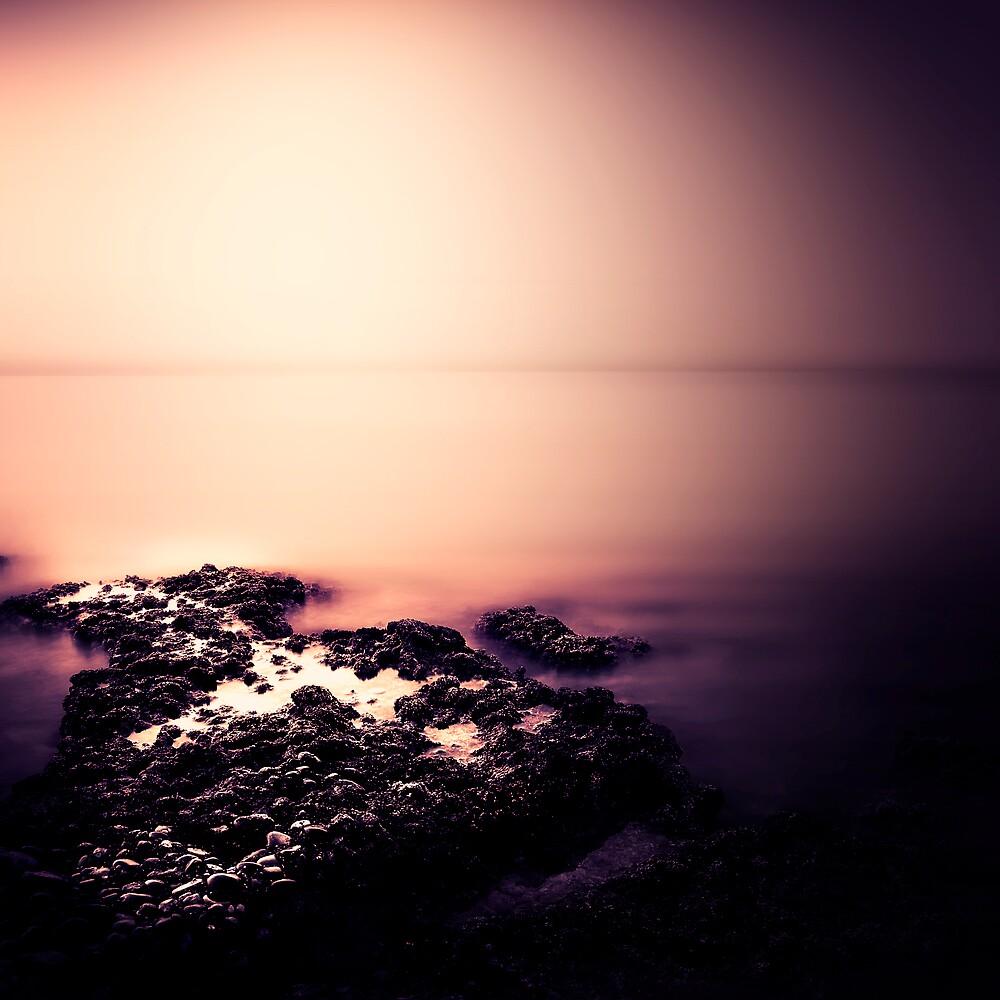 Calming Sea by Alexandru C.