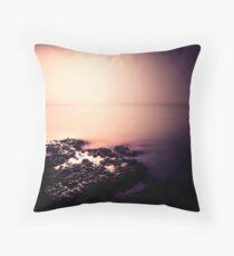Calming Sea Throw Pillow