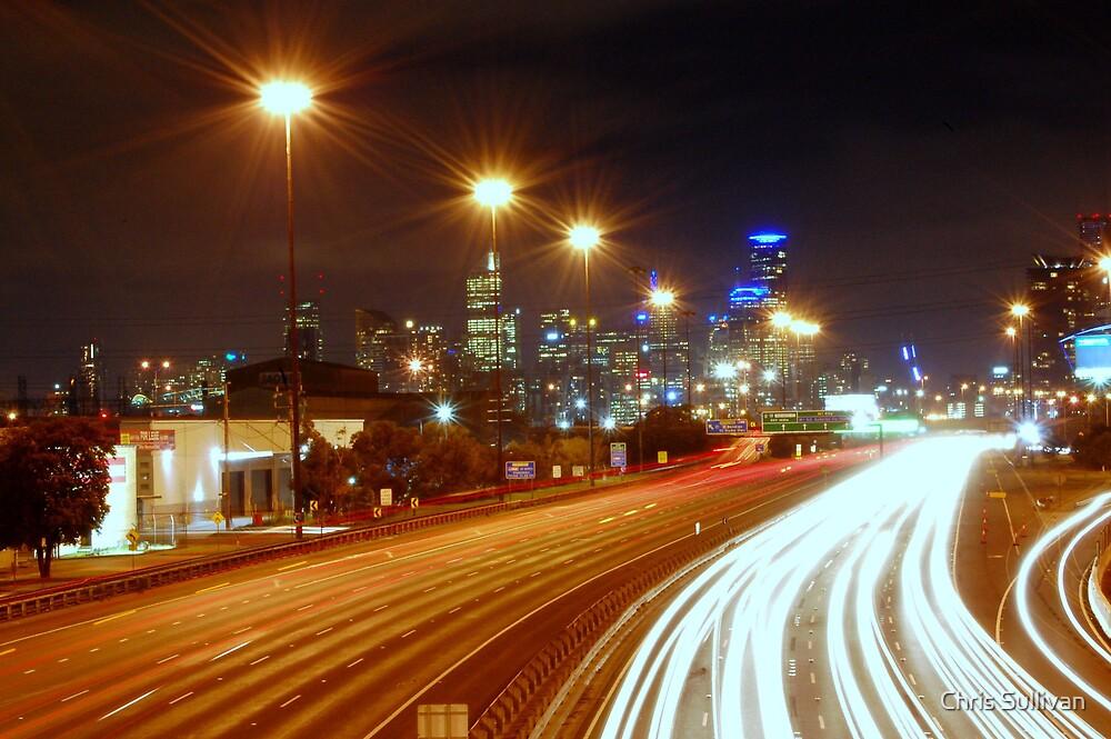 Slow Down City by Chris Sullivan