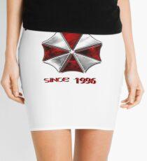 Geek I Destroyed Umbrella shirt Mini Skirt