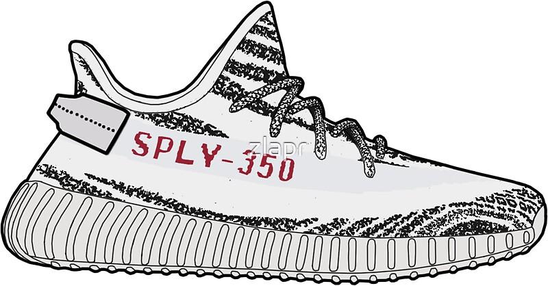 adidas Yeezy Boost 350 V2 HYPEBAE