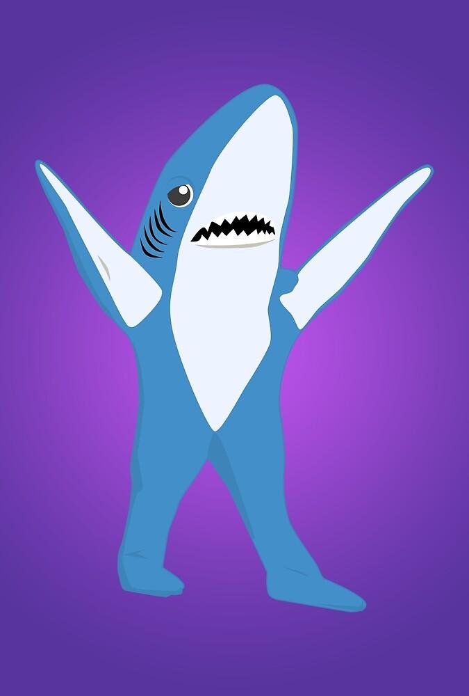Left Shark by Karolis Butenas
