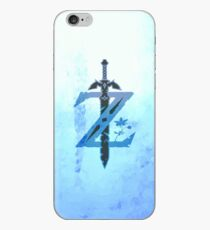 Zelda Breath of The Wild  iPhone Case