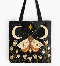 Between two moons Tote Bag