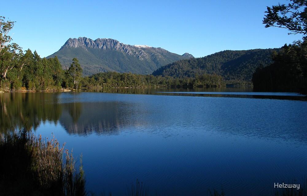 Lake Roseberry by Helzway