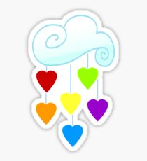 My little Pony - Songbird Serenade Cutie Mark (MLP The Movie) Sticker