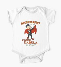 Count Dabula by night  Archeologist  Halloween Archeology   T-Shirt Sweater Hoodie Iphone Samsung Phone Case Coffee Mug Tablet Case Gift One Piece - Short Sleeve
