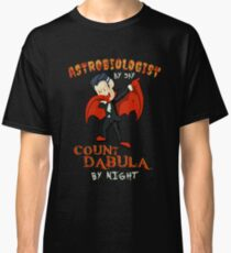 Count Dabula by night  Astrobiologist  Halloween Astrobiology   T-Shirt Sweater Hoodie Iphone Samsung Phone Case Coffee Mug Tablet Case Gift Classic T-Shirt