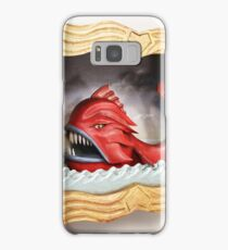 Sea Monster - Side View Samsung Galaxy Case/Skin