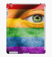 Gay pride iPad Case/Skin