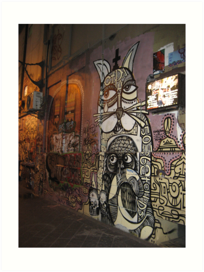 Graffiti Art by Helzway