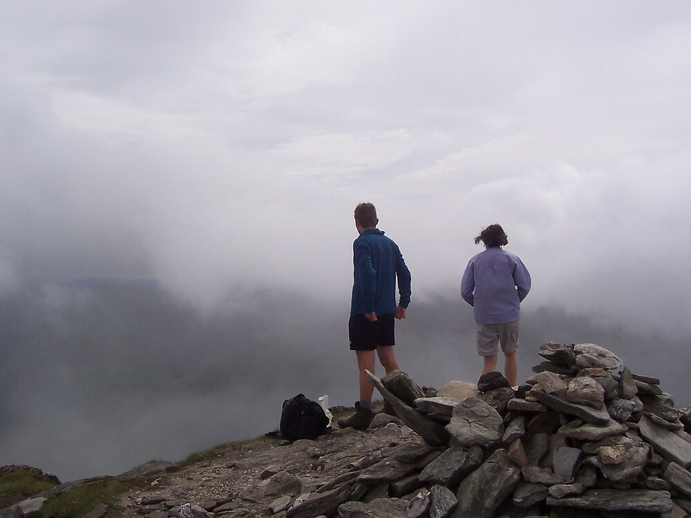 View from Stob Binnean by benmacdui
