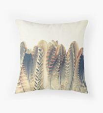 Feather Dip Throw Pillow