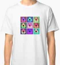 Porg Andy Warhol Classic T-Shirt
