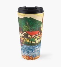 Sunset Sail Travel Mug