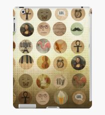 Vintage collection  iPad Case/Skin