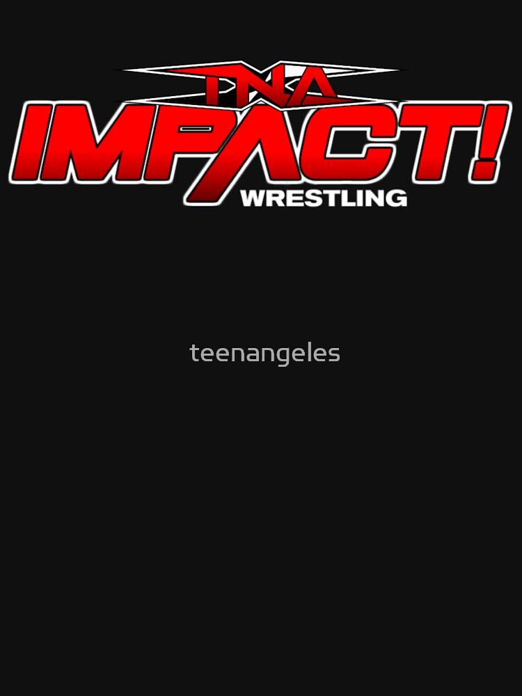 68d8cf2041d Updated TNA Impact Logo Shirt