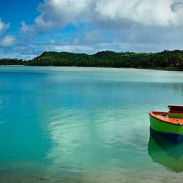 Arutanga, Aitutaki, Cook Islands by scttw