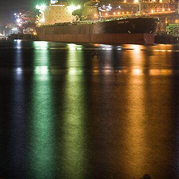 Port Kembla Shipping by scttw
