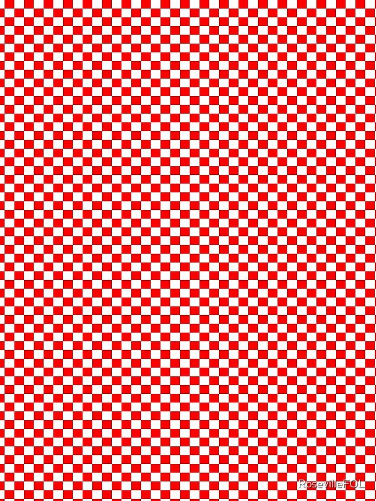 Red Pattern by RosevilleFOL
