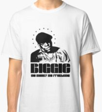 Christopher George Latore Wallace Classic T-Shirt