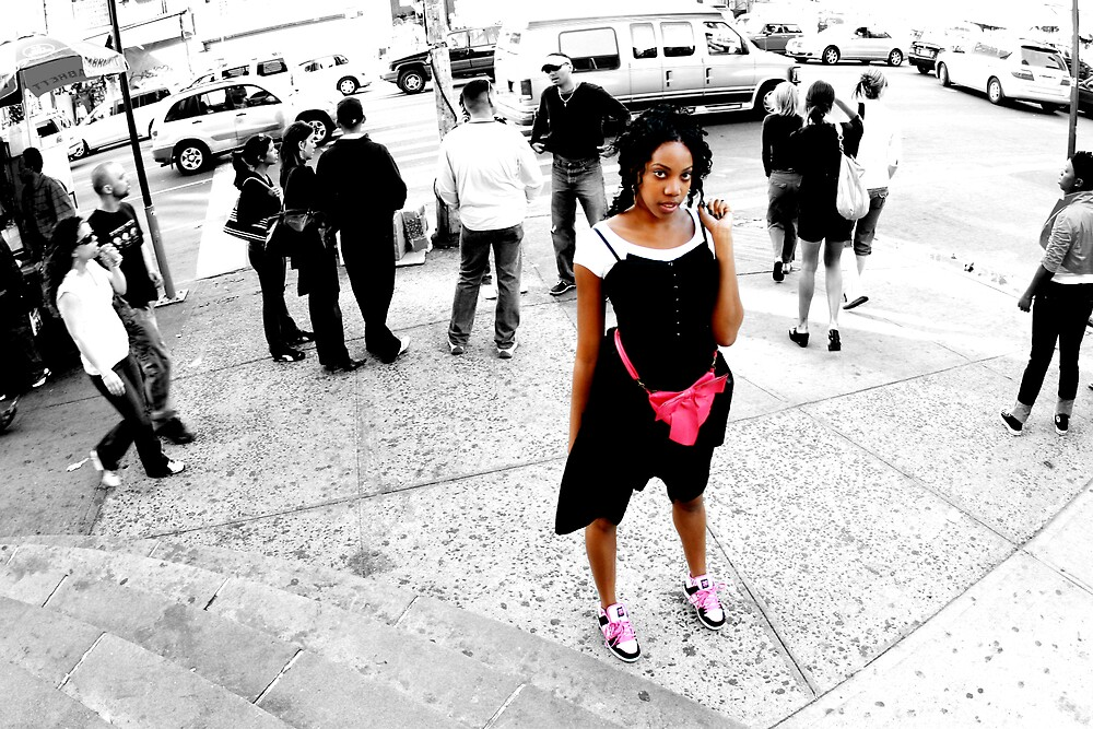 Stand out by Nasilele