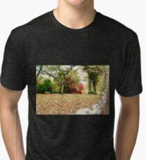 Autumn Park Life.. Tri-blend T-Shirt