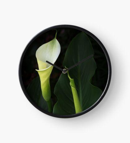 The Goddess Lily Clock