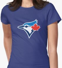 TORONTO BLUE JAYS Women's Fitted T-Shirt