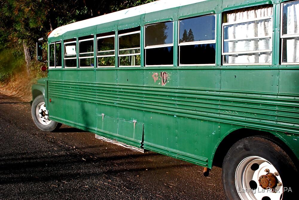 Magic Bus, Grass Valley, CA by Lenny La Rue, IPA