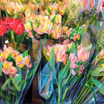 Summer Blooms For Sale by mimmi12