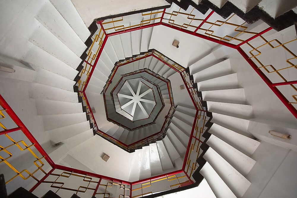 Spiral Rediscovered Origional by Jeff Harris
