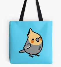 Chubby Cockatiel  Tote Bag