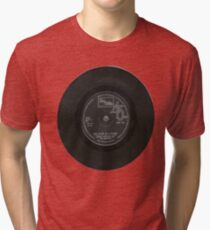 "Rock n roll 'T's ""The tears of a clown"" 'Smokey Robinson and the Miracles' Tri-blend T-Shirt"