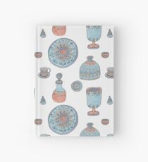 Moroccan Souk Hardcover Journal