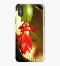 Flower and a Basin iPhone Case/Skin