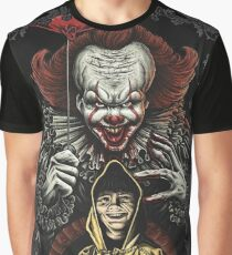 IT - Pennywise - Georgie Graphic T-Shirt
