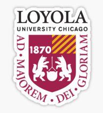 Loyola University Chicago Sticker