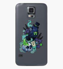 Chubby Mr. Raven Case/Skin for Samsung Galaxy