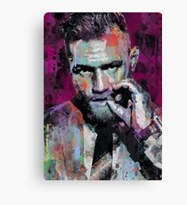 Mc gregor graphic Canvas Print