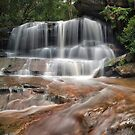 Somewhere in Somersby falls by donnnnnny