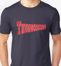 Thunderbirds Shirt Unisex T-Shirt