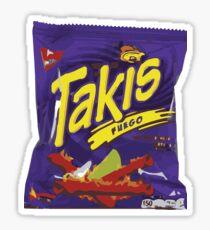 Takis Sticker