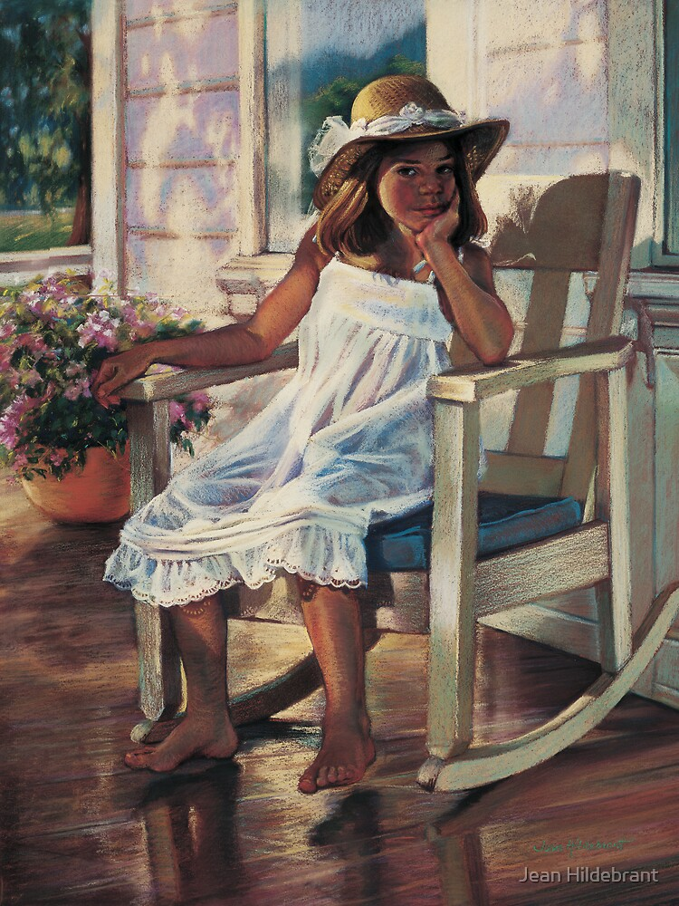 Summer Afternoon by Jean Hildebrant