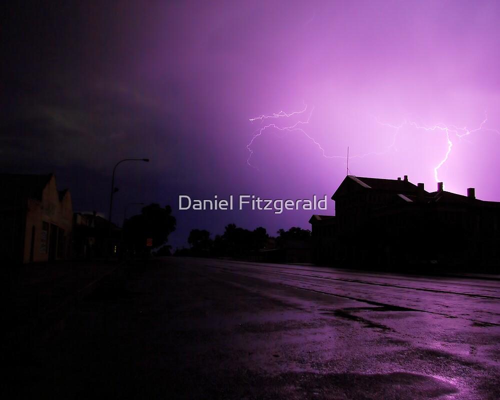 Coolgardie Lightning - Bayley Street by Daniel Fitzgerald